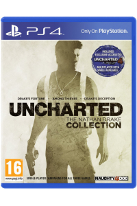 Obrázek pro PS4 Uncharted™: The Nathan Drake Collection