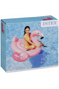 Obrázek pro Intex Flamingo Ride-On Pool Float