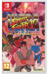 Obrázek pro Nintendo SWITCH Ultra Street Fighter 2 The Final Challenger