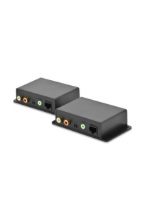 Obrázek pro DIGITUS Cat 5 Audio Extender, Extension up to 600 m local + remote unit