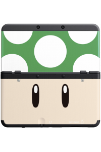 Obrázek pro Nintendo New 3DS Cover 008 Toad green