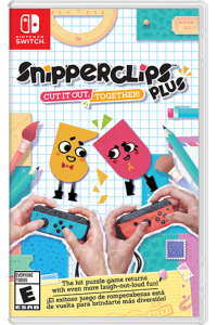 Obrázek pro Nintendo SWITCH Snipperclips Plus: Cut it out, together!