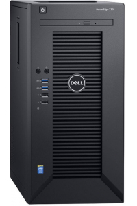 Obrázek pro DELL PowerEdge T30/ Xeon Quad Core E3-1225 v5/ 16GB/ 2x 1TB SATA RAID 1/ DVDRW/ 3x GLAN/ 3YNBD on-site