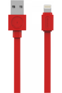 Obrázek pro allocacoc USB Cable Lightning red