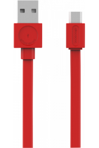 Obrázek pro allocacoc microUSB Cable red