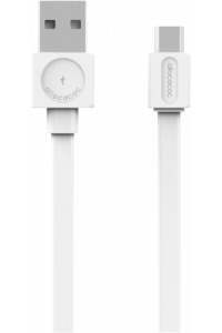 Obrázek pro allocacoc microUSB Cable white