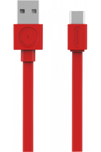 Obrázek pro allocacoc USB Cable USB-C red
