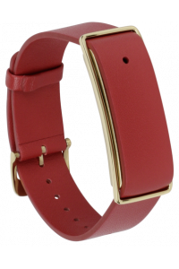 Obrázek pro HUAWEI Color Band A1 Leather Armband red
