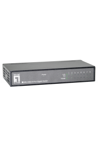 Obrázek pro Level One GEU-0822 8-Port Gigabit Ethernet Switch