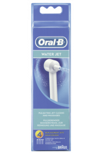 Obrázek pro Braun Oral-B Water Jet 4-parts replacement jets