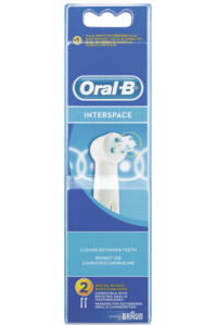 Obrázek pro Braun Oral-B electric toothbrush head Interspace 2-parts