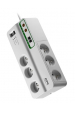 Obrázek pro APC Home/Office SurgeArrest 6 Outlets with Phone & Coax Protection 230V France, 3m