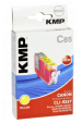 Obrázek pro KMP C85 ink cartridge yellow compatible with Canon CLI-526 Y
